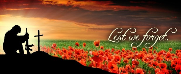 remembrance day header